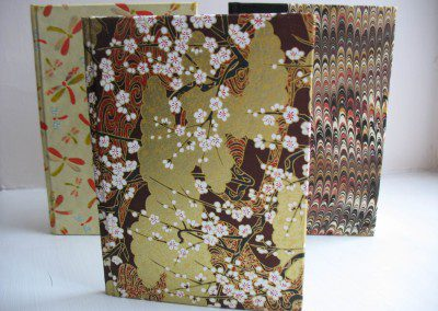 Bookbinding, letterpress and cards